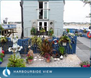 harbourside view