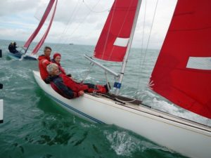 Sailing 6-7 August 1