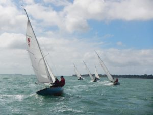 Sailing 6-7 August 2