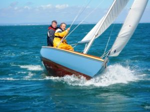 Sailing 6-7 August 3
