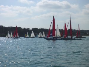 Sailing Weekend 17 & 18 September 2016