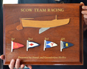 Scow Inter Club Event Saturday 13th May
