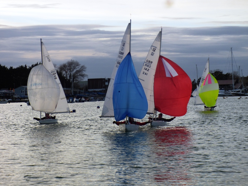 26Nov17 - fleet race