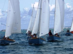 August Sailing 2017
