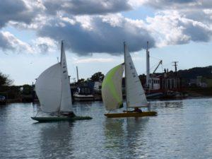 October Sailing 2017