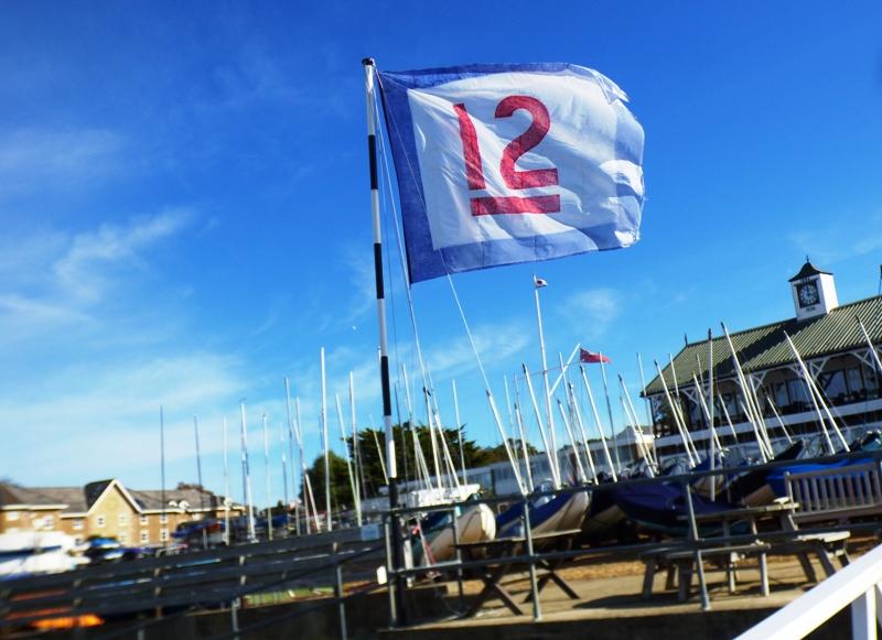 7Oct18 - flag