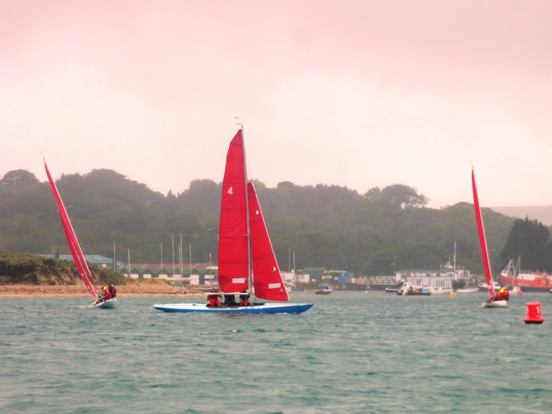 16June19 - back into the harbour