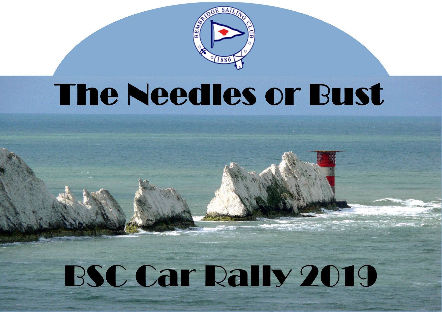 BSC Classic Car Rally 'The Needles or Bust' May 26 2019