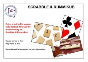 Scrabble & Rummikub Evenings poster jpeg
